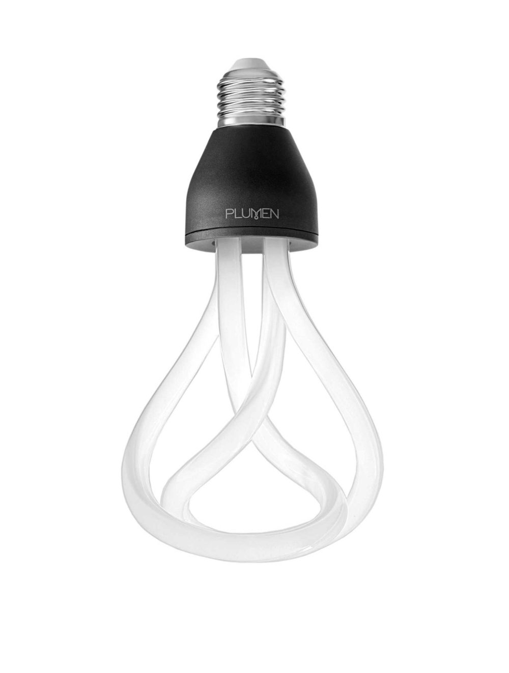 Plumen 001 — Samuel Wilkinson Studio:Plumen 001 is the antithesis of low energy light bulbs as we know them,  rather than hide the unappealing traditional compact fluorescent light  behind a ...,Lighting